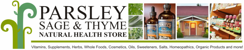 Parsley, Sage & Thyme Health Store